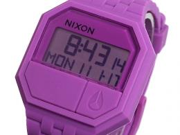 【NIXON】 ニクソン 腕時計 RUBBER RE-RUN RHODO