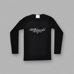 【GONC BRAND】 Shinobi / Long T-Shirts